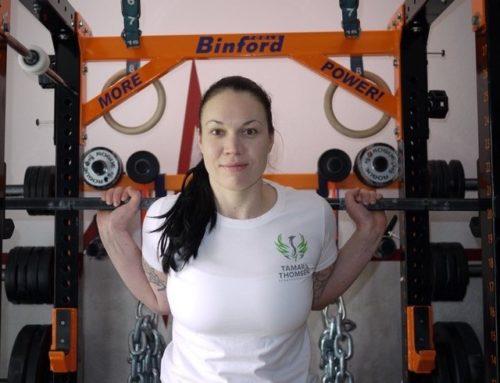 Rückblick auf eine tolle gemeinsame Coachingzeit: Ein Feedback von Christine, Kraftdreikämpferin