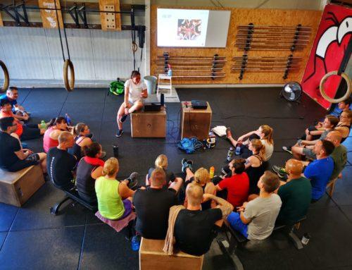 Sportpsychologie meets Kreuzheben: Zu Gast beim Crossfit-SG Sommercamp