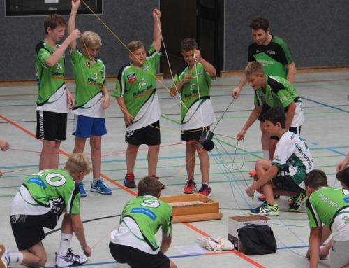 Startschuss in die Handball-Saison für die Jugend des TuS Grün-Weiß Himmelsthür