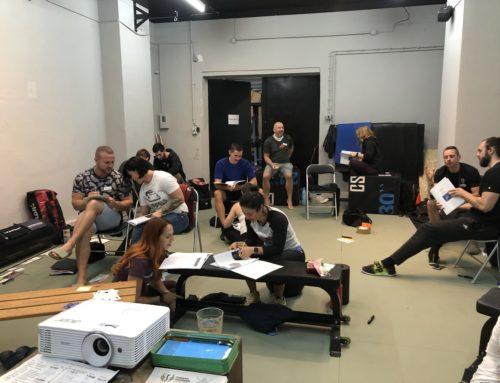 Trainerworkshop, Klappe die Zweite – dieses Mal im schönen Berlin :)!